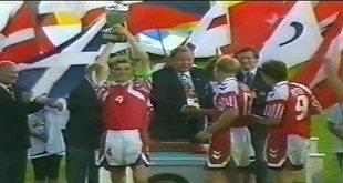 האנדרדוג הסקנדינבי - דנמרק 1992