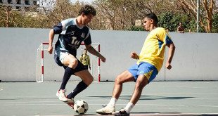 יומנו של שחקן כדורגל חובבן ומתבגר
