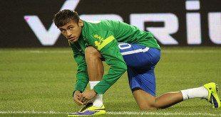 קפטן ניימאר - נבחרת ברזיל