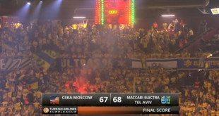המשחק הגדול בחיי - מכבי תל אביב פיינל פור 2014