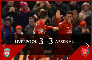 """Credit to """"Liverpool FC"""" Facebook page"""