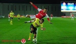 "Credit to ""Hapoel Tel Aviv FC"" Facebook page"
