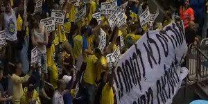 מחאת כרטיסים מכבי תל אביב