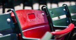 כסא באצטדיון