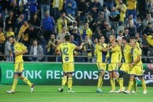 "Credit to ""Maccabi Tel Aviv FC"" Facebook page"