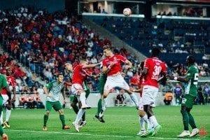 """Credit to """"Hapoel Beer Sheva FC"""" Facebook page"""