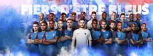 "Credit to ""Équipe de France de Football"" Facebook page"