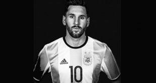 לאו מסי נבחרת ארגנטינה