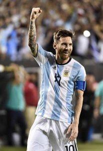 לאו מסי נבחרת ארגנטינה2