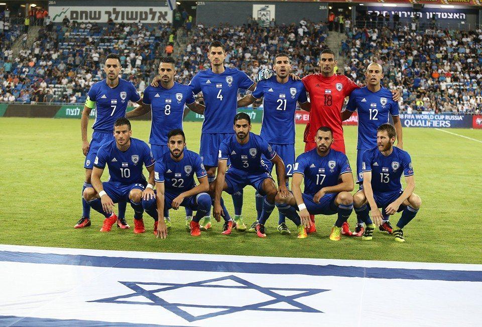נבחרת ישראל נבחרת איטליה מוקדמות מונדיאל 2018