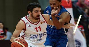 בר טימור הפועל ירושלים כדורסל