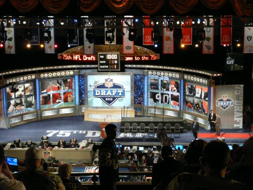 NFL_Draft_2010_stage_at_Radio_City_Music_Hall
