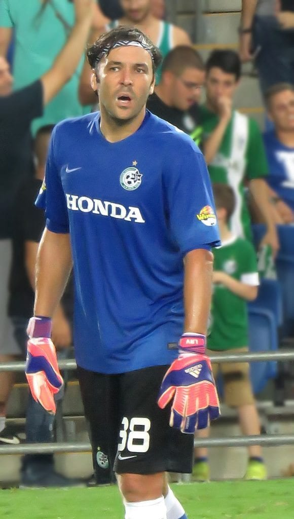 Vladimir_Stojković Maccabi Haifa