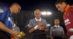 פיירלואיג'י קולינה, שופט כדורגל