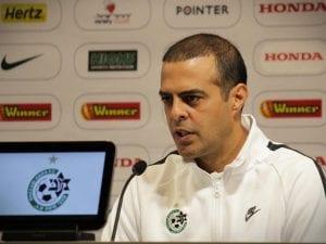 גיא לוזון מאמן מכבי חיפה