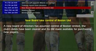 מהליגה החמישית לליגת האלופות – עונה 5 הנהלה