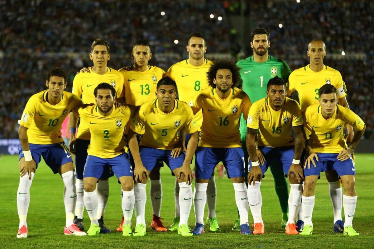נבחרת ברזיל 2017