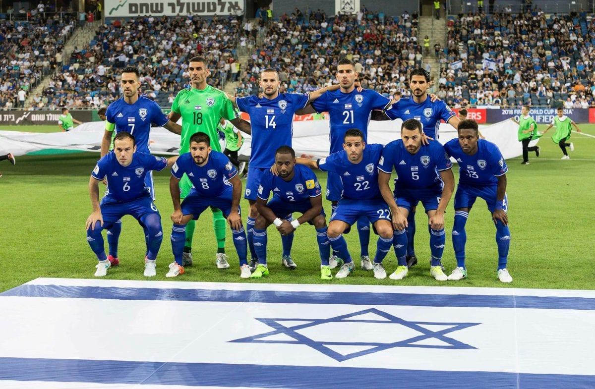 נבחרת ישראל נגד אלבניה