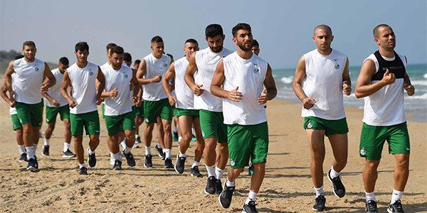 מכבי חיפה אימון קיץ