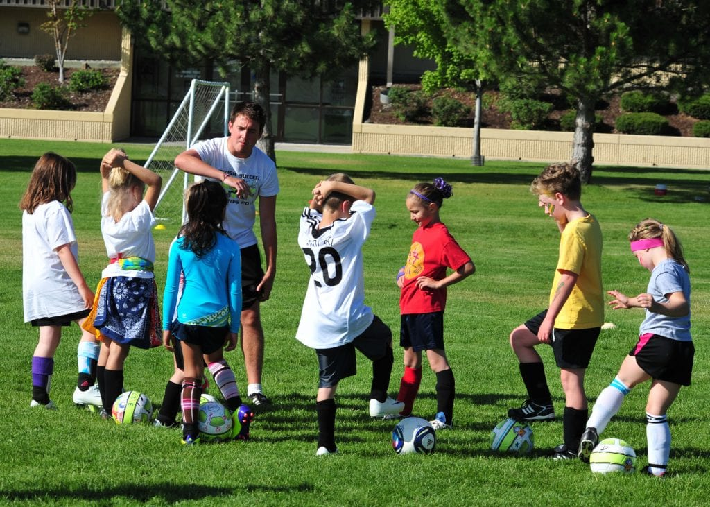 אימון כדורגל