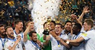 נבחרת גרמניה זוכה בגביע הקונפדרציות