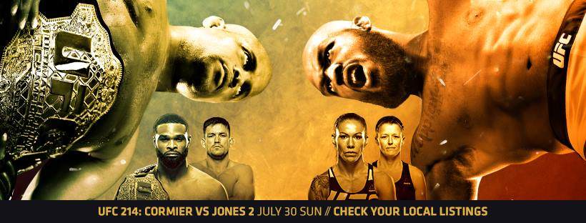 UFC, ג'ונס, קורמייה