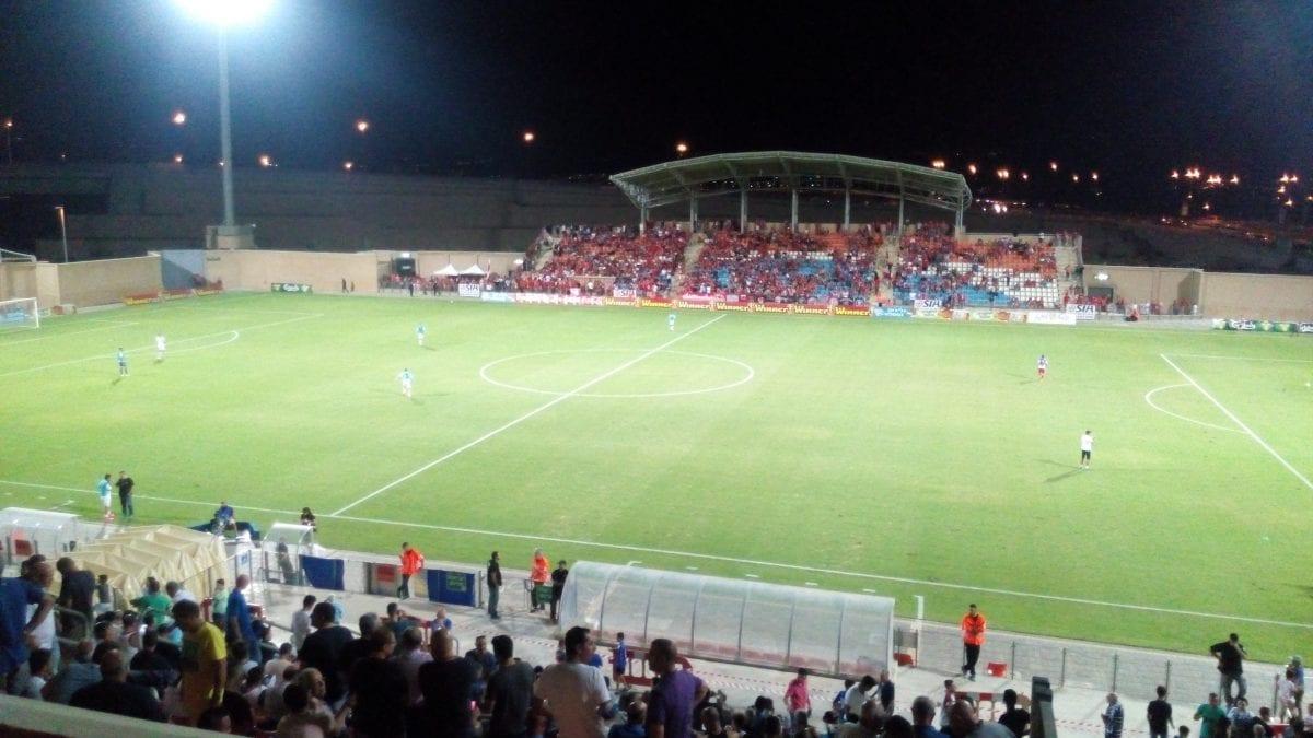 האיצטדיון בעכו