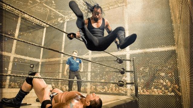 אנדרטייקר, WWF