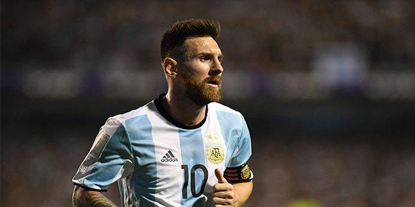 מסי נבחרת ארגנטינה
