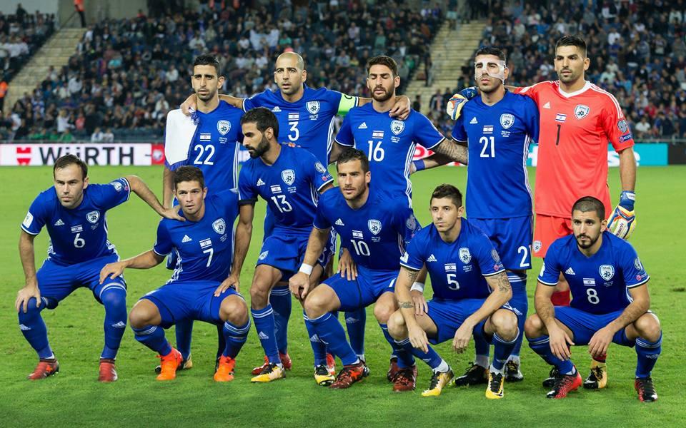 נבחרת ישראל נגד ספרד אוקטובר 17