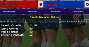 ספרד המסע של נבחרת פורטוגל פרק 2