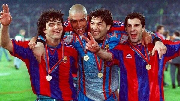 ברצלונה גביע המחזיקות 1997