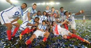 נבחרת אנגליה עד גיל 17