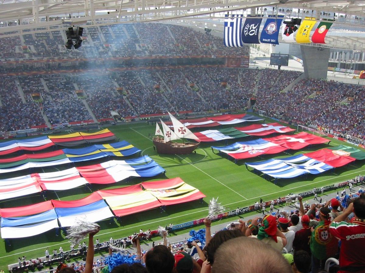 Euro2004 Opening Ceremony