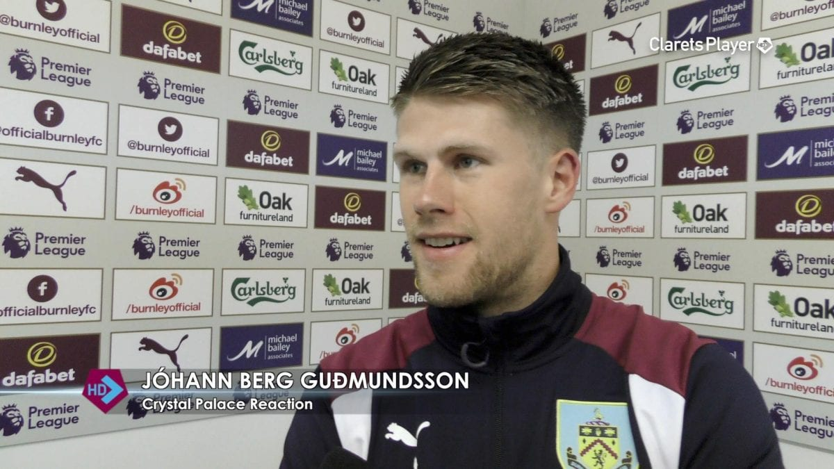 Jóhann Berg Guðmundsson יוהאן ברג גודמונדסון