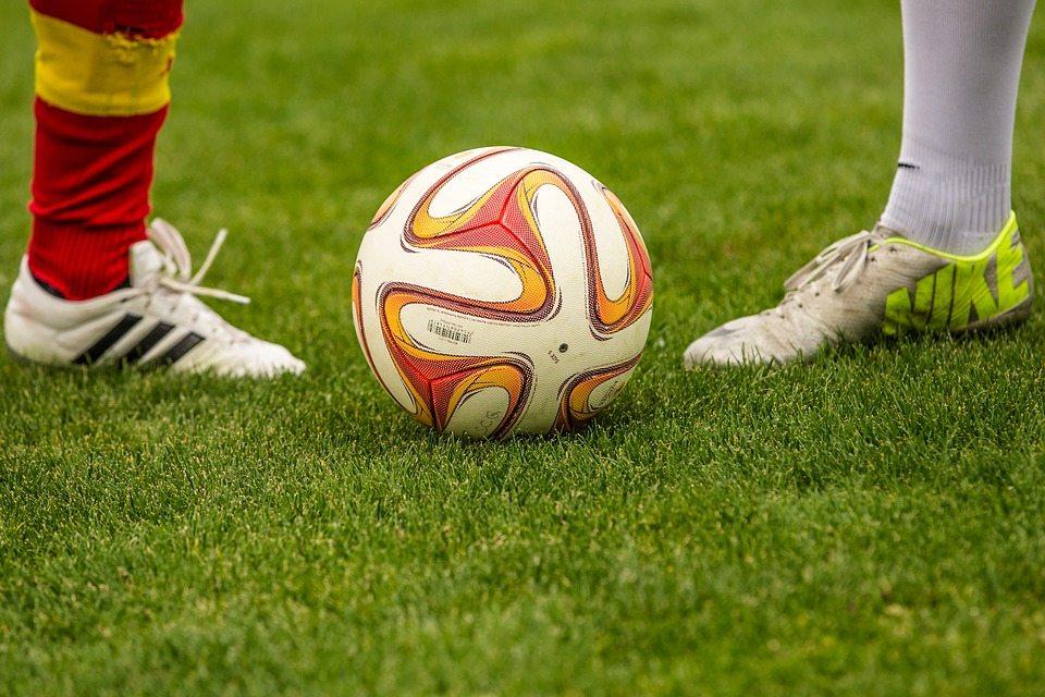מגרש, כדורגל