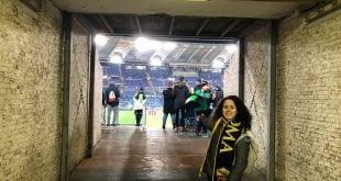 מקדש הכדורגל, אולימפיקו ברומא
