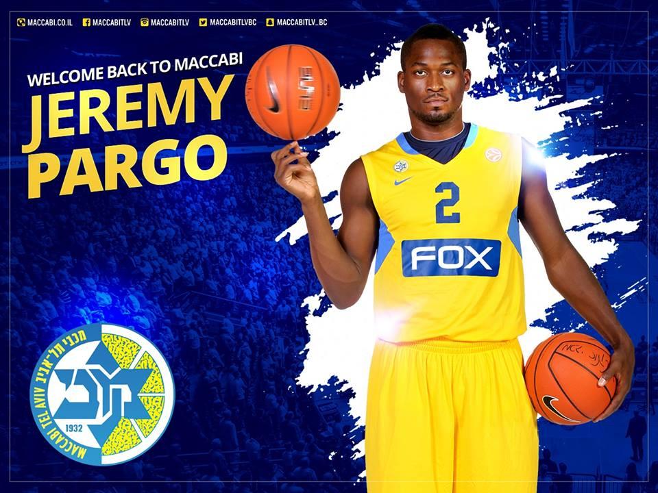 פארגו מכבי תל אביב כדורסל