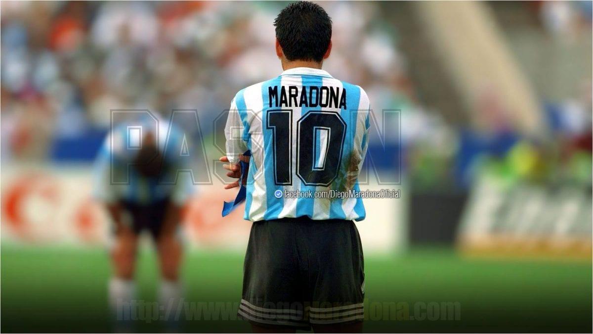 מראדונה, ארגנטינה