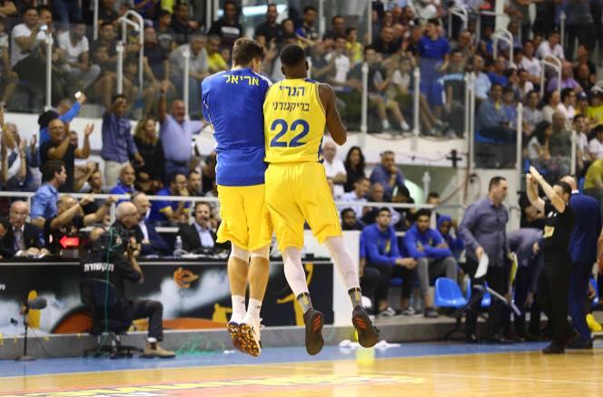 מכבי אשדוד באר טוביה כדורסל