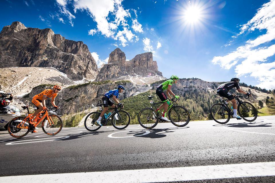 ג'ירו דאיטליה אופניים