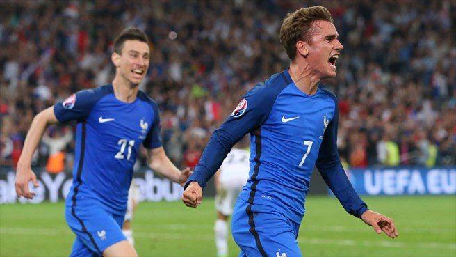 גריזמן נבחרת צרפת