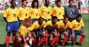 נבחרת קולומביה 1990