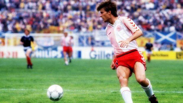 מיכאל לאודרופ 1986