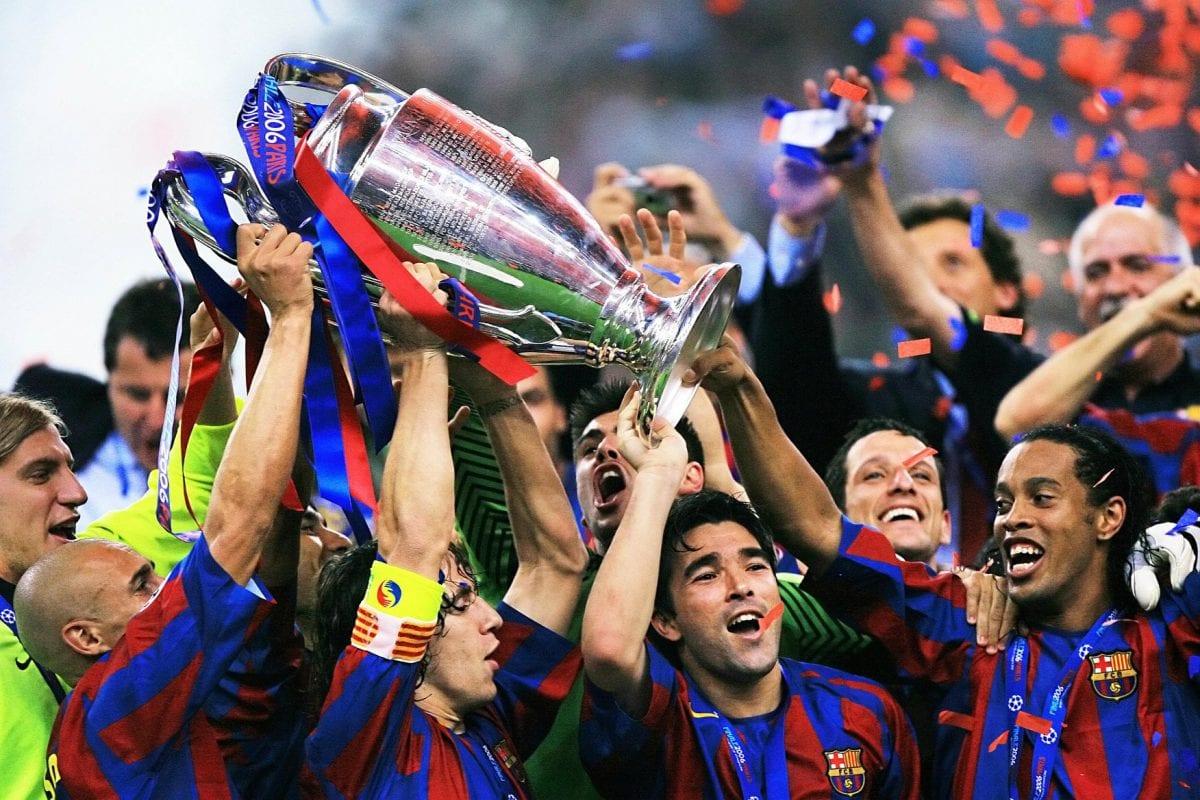 ברצלונה, גמר 2006, ליגת האלופות