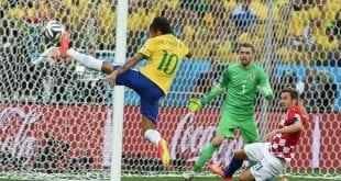 ברזיל נגד קרואטיה מונדיאל 2014