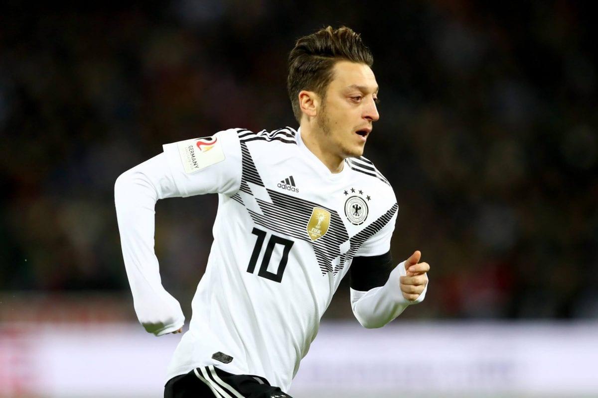 Mesut Ozil, מסוט אוזיל