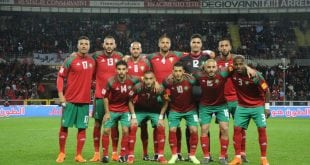 morocco national football team 2
