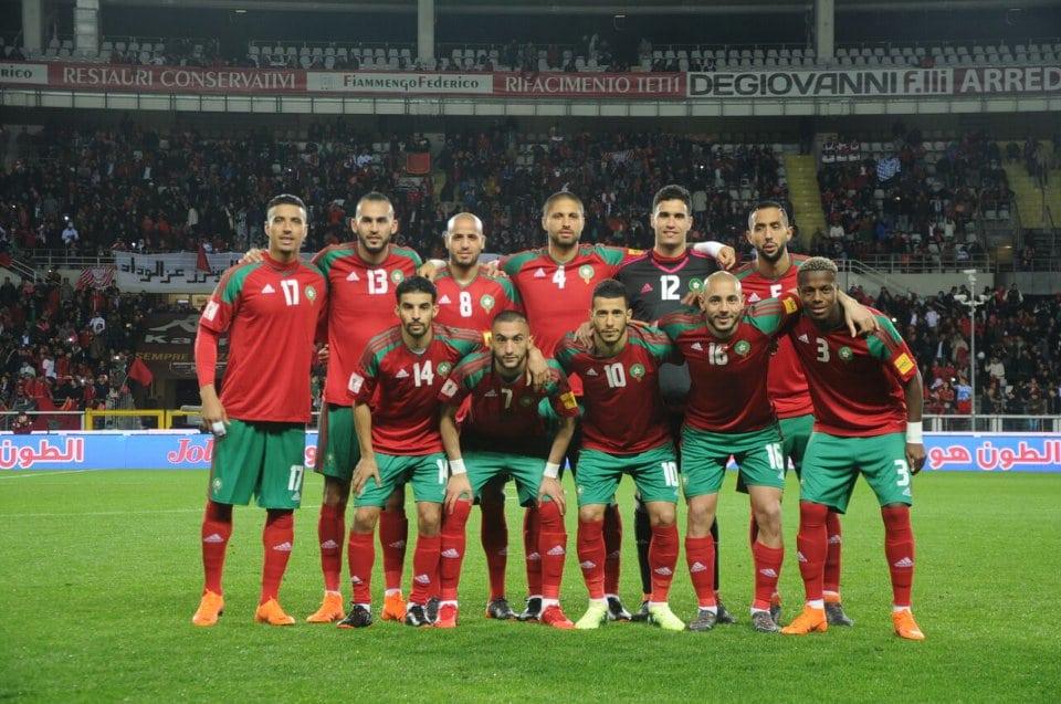 morocco national football team 2