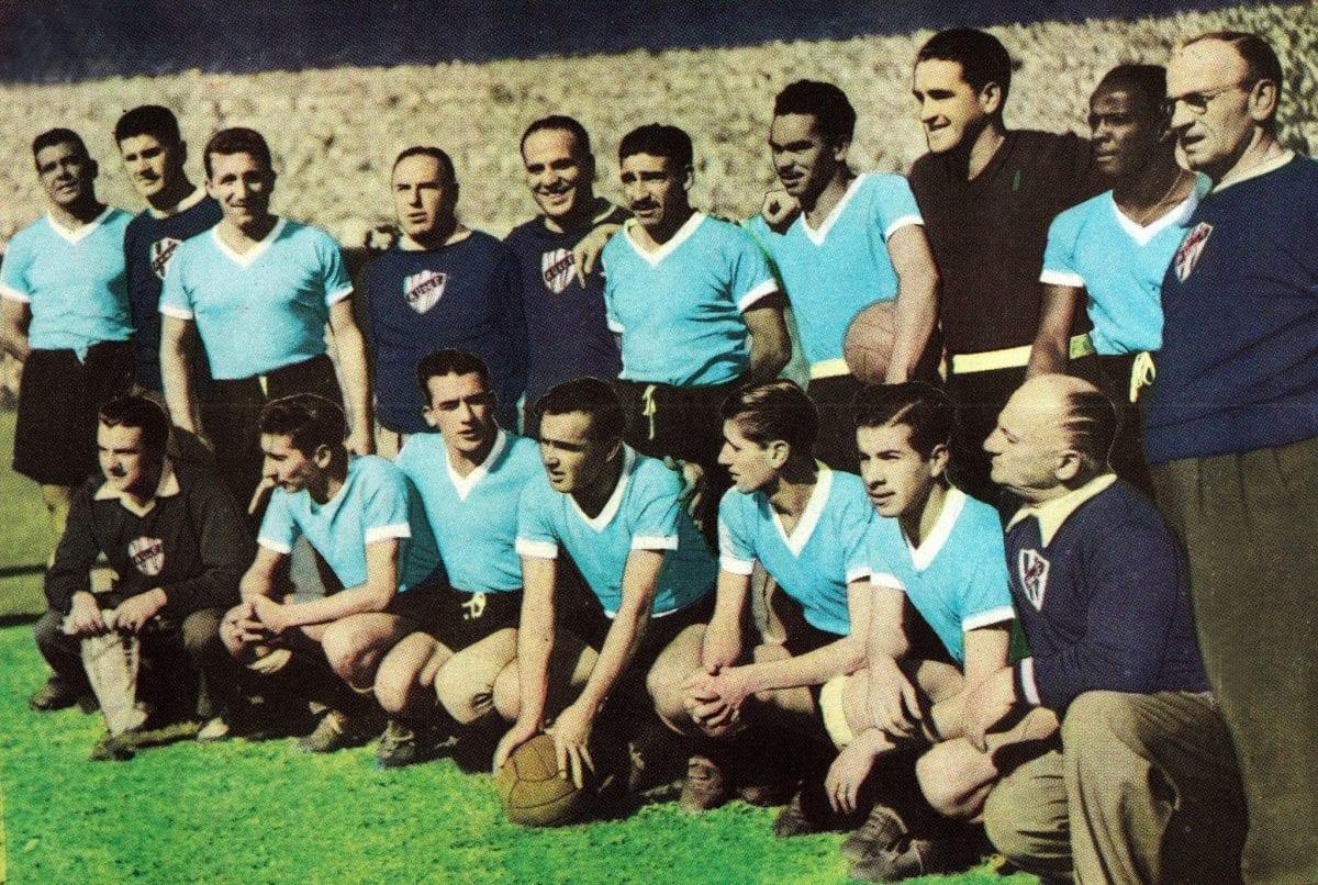 אורוגוואי 1950